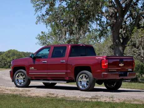 Sondermodell chevrolet silverado high country 004
