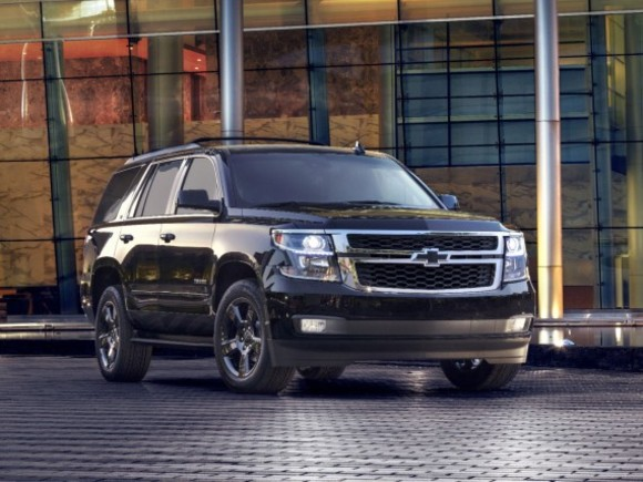 Chevrolet Tahoe und Suburban Midnight Edition