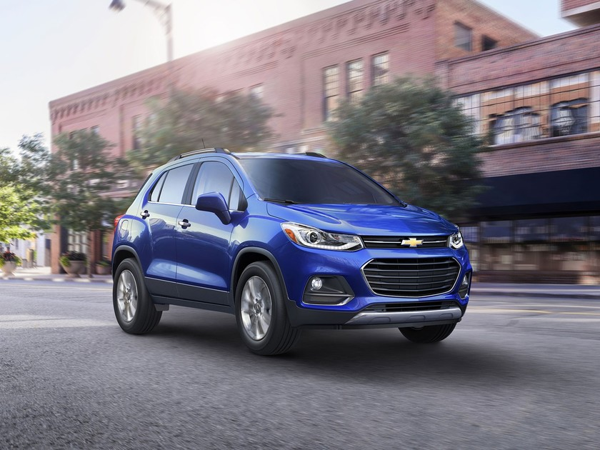 Facelift fuer chevrolet trax 001
