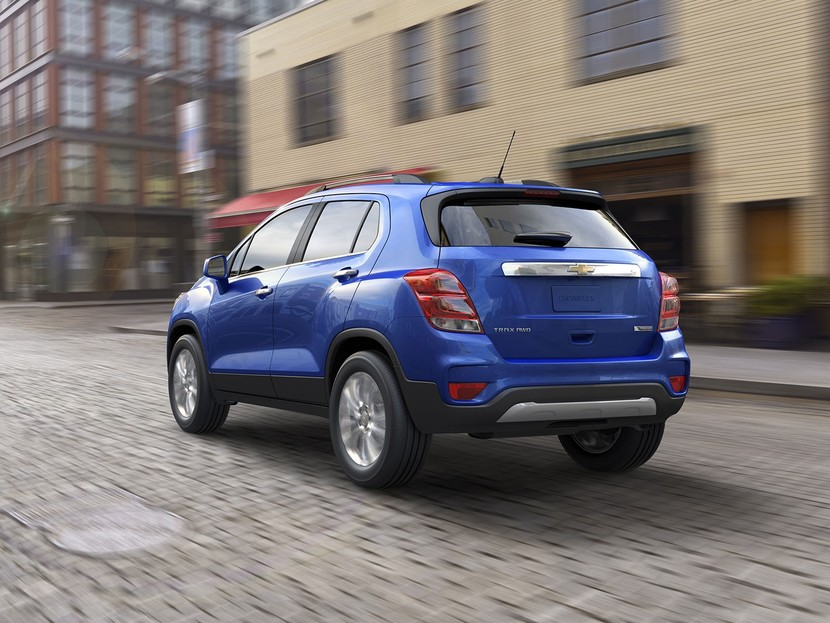 Facelift fuer chevrolet trax 002