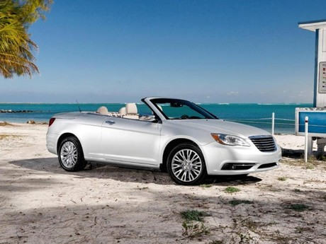 Neu: Chrysler 200 Cabrio