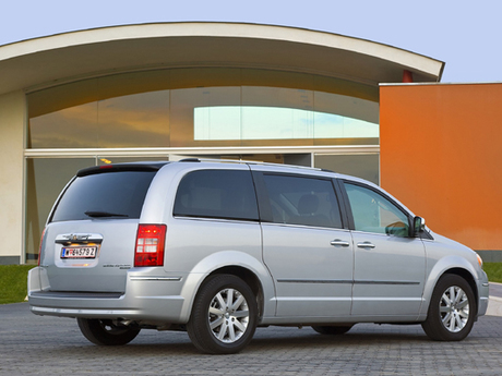 Chrysler grand voyager hi