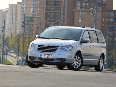 Chrysler grand voyager vo