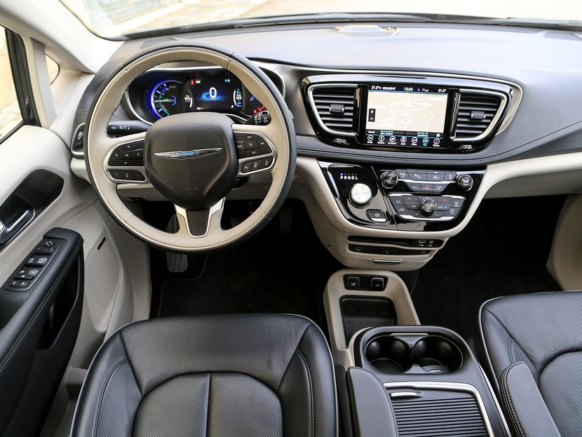 Chrysler Pacifica eHybrid
