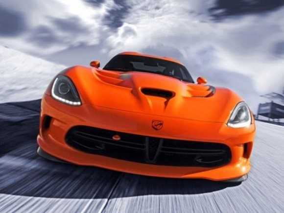 SRT Viper 'Time Attack'