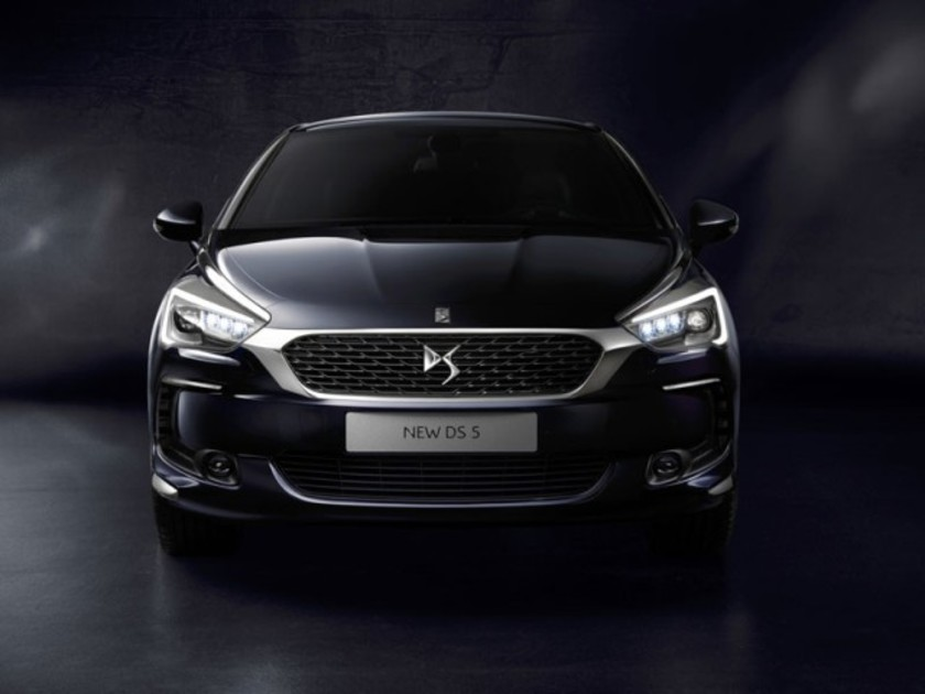 Facelift fuer ds 5 001