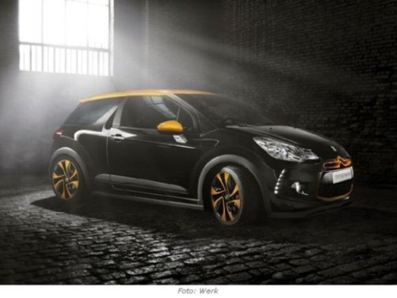 Premiere in Paris: Citroen DS3 Racing