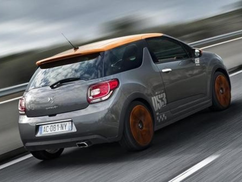 Limitierte Auflage: Citroen DS3 Racing