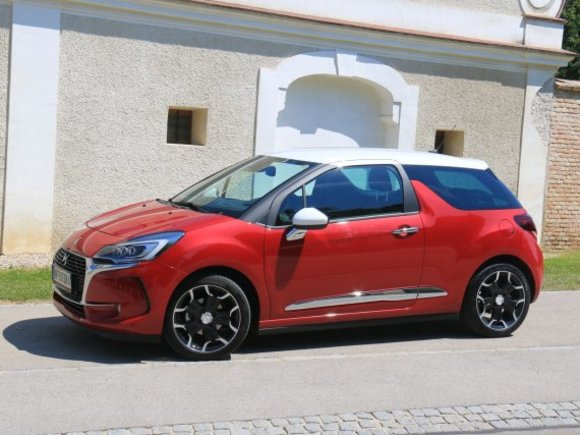 DS 3 Facelift
