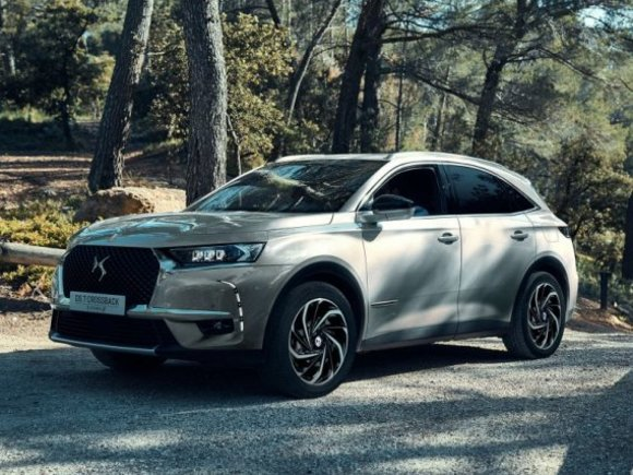 DS 7 Crossback mit Plug-in-Hybrid