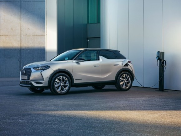 DS 3 Crossback E-TENSE