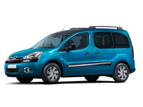 Facelift für Citroen Berlingo- und Jumpy-Multispace