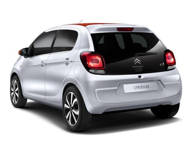 Genf-Premiere: Der neue Citroen C1 ::: auto-motor.at :::