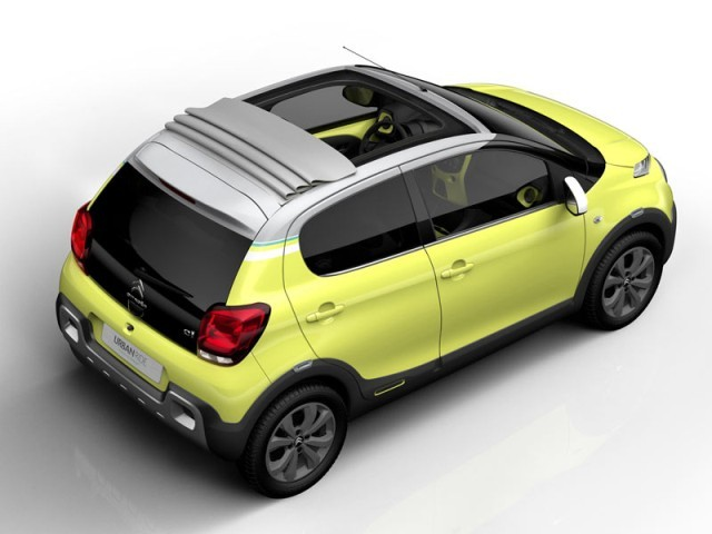 Citroen zeigt c1 urban ride concept paris 002