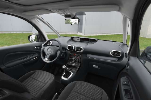 Citroen c3 picasso exclusive innen