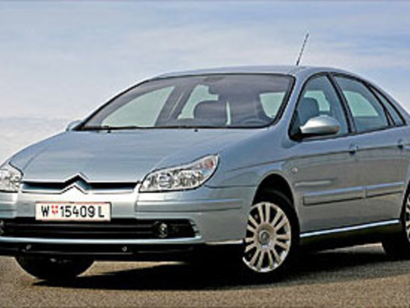 Citroen c5 limited edition