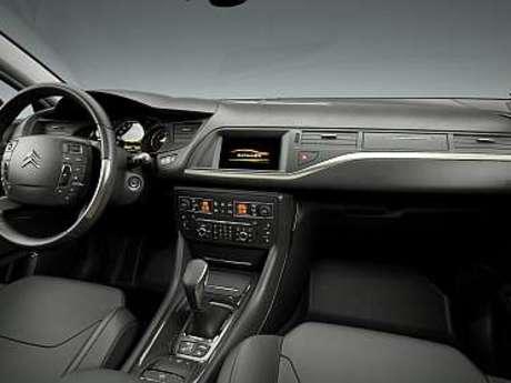 Der neue Citroen C5 : Modell 2008 ::: auto-motor.at :::