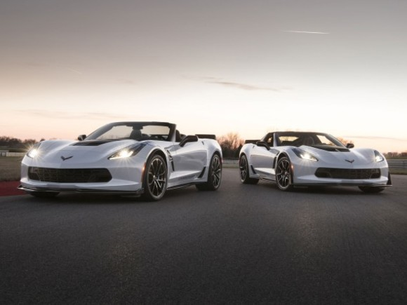 Die neue Corvette Carbon 65 Edition