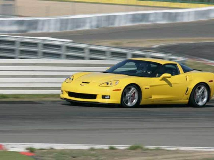 Corvette performance academy