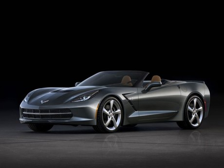 Genf 2013 corvette stingray cabrio 001