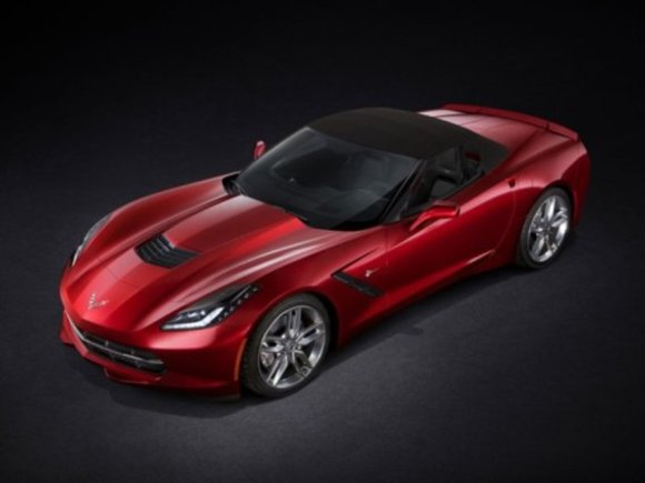 Neue Corvette Stingray startet ab 51.995,- US$