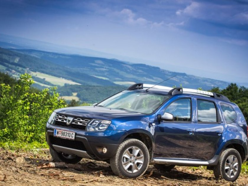 dacia duster tce 125 jetzt mit allrad auto. Black Bedroom Furniture Sets. Home Design Ideas