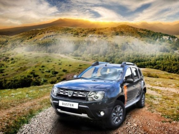 Sonderedition: Dacia Duster Mountains