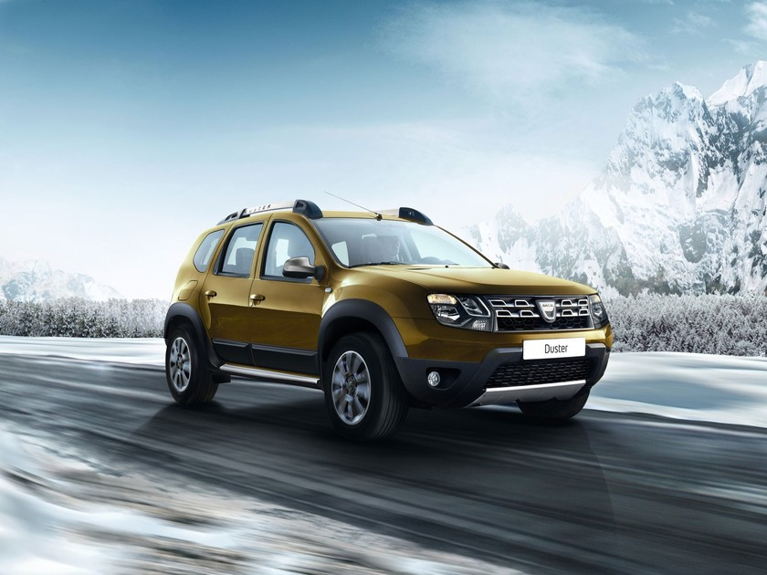 sondermodell dacia duster urban explorer auto. Black Bedroom Furniture Sets. Home Design Ideas