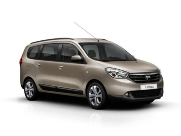 Premiere in Genf 2012: Dacia Lodgy