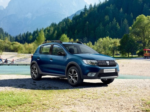 Sonderedition des Dacia Sandero Stepway