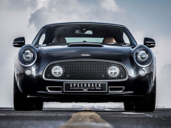 David Brown Automotive stellt Speedback Silverstone Edition vor
