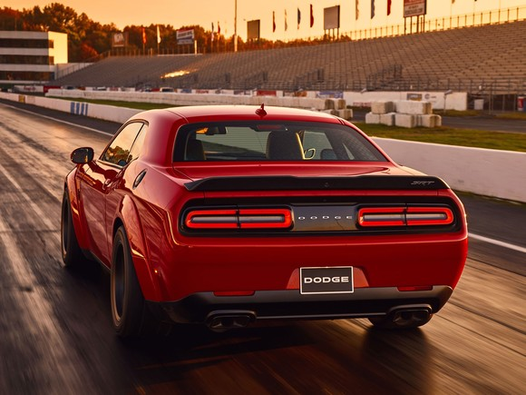 Der neue dodge challenger srt demon 002