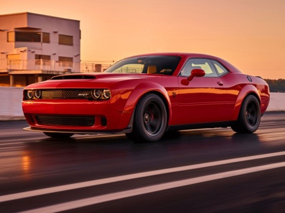 Der neue Dodge Challenger SRT Demon