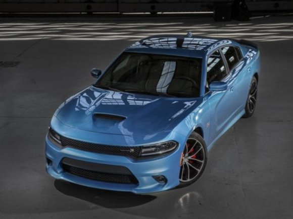 Neuer Dodge Charger