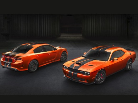 Neue Color-Edition von Dodge
