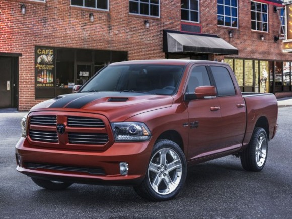 Dodge zeigte zwei neue Ram Editionen in Chicago
