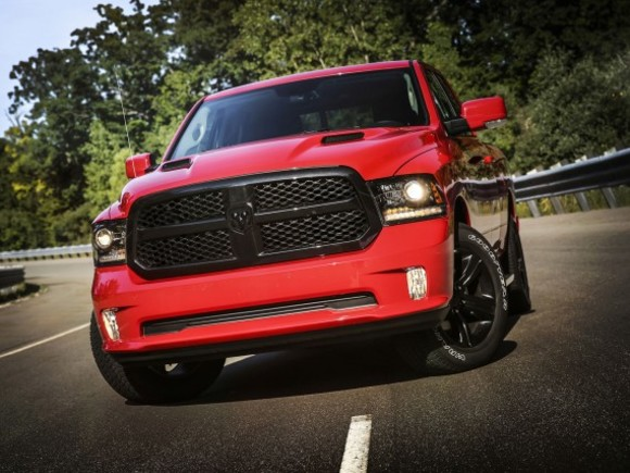 Night Package für den Dodge Ram