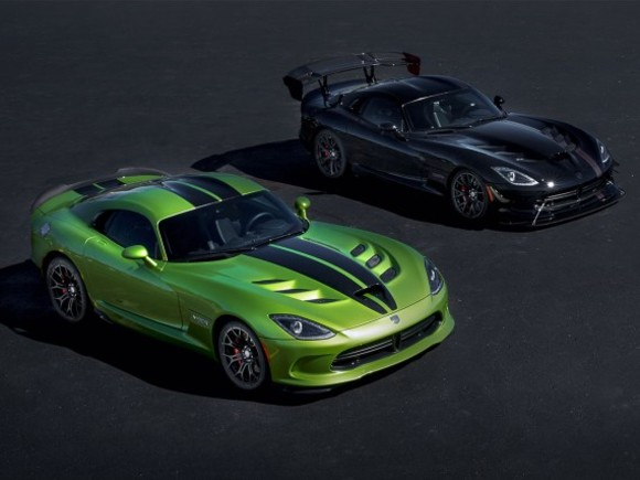 Dodge Viper 25th Anniversary Edition