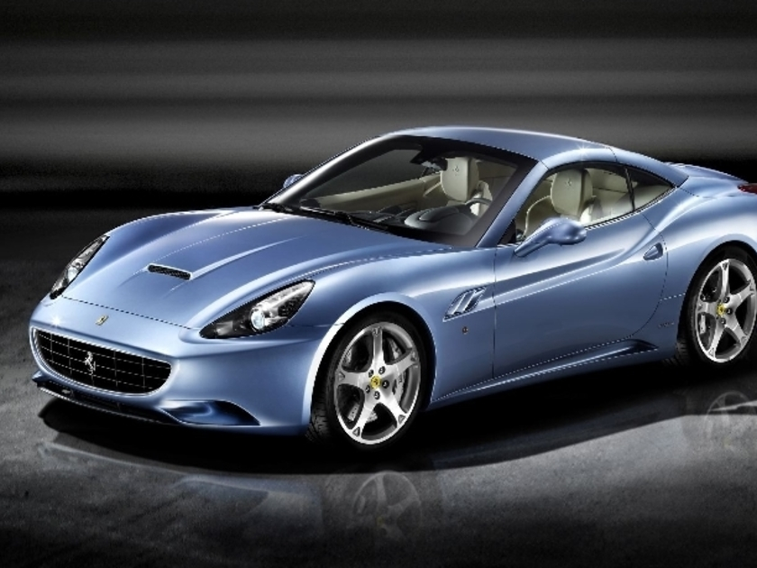das neue ferrari california coupe cabrio auto. Black Bedroom Furniture Sets. Home Design Ideas