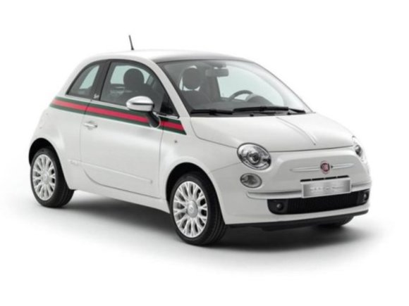 Genf 2011: Fiat 500 by Gucci