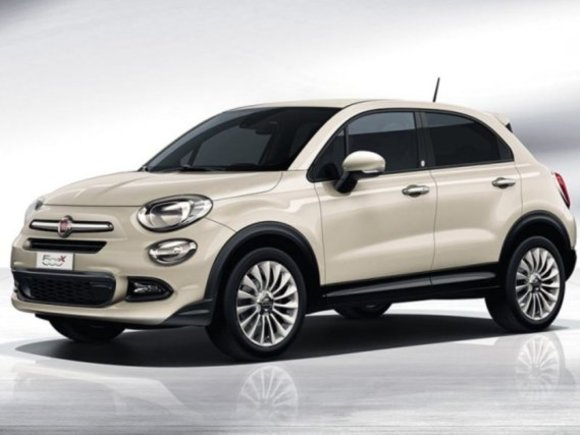 Fiat 500X Opening Edition ist ab sofort bestellbar