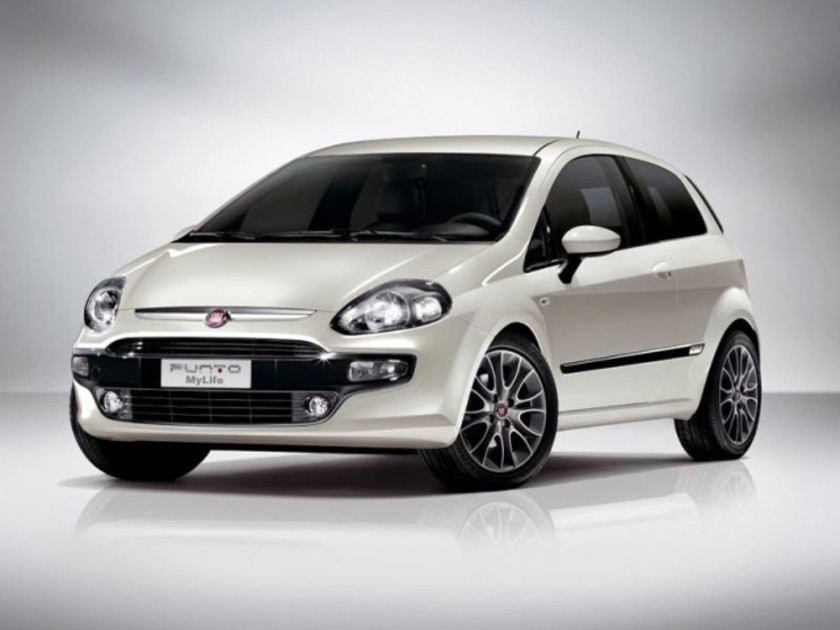 Fiat MyLife Sondermodelle