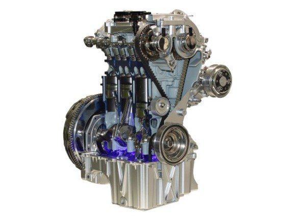 "1,0-Liter-EcoBoost von Ford ist ""International Engine of the Year"""