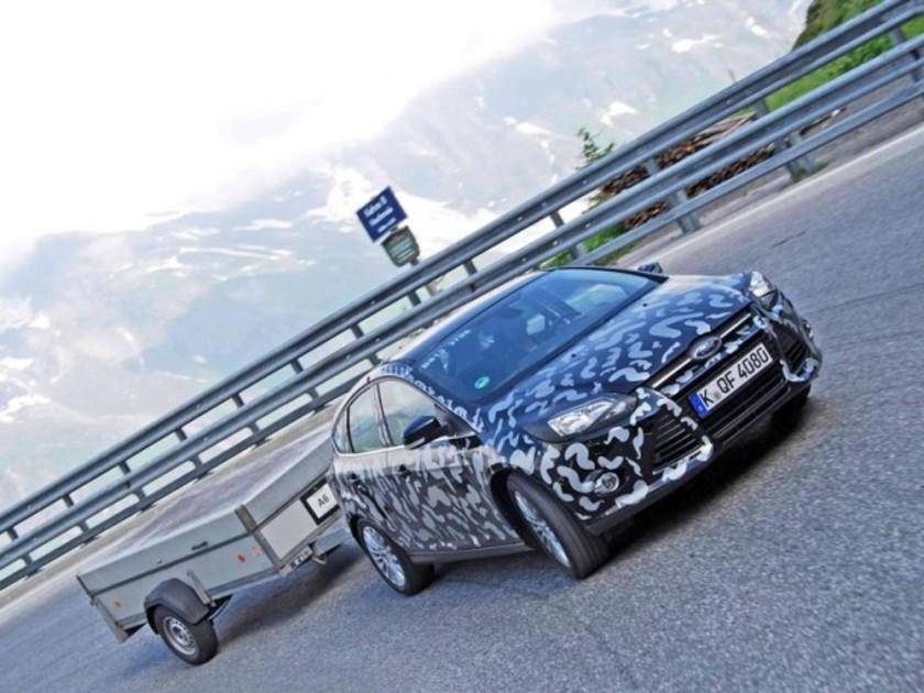 Ford Anhänger-Assistent für weitere Modelle ::: auto-motor.at :::
