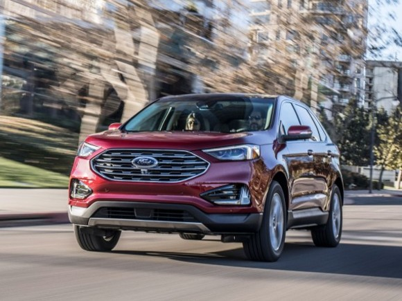 Facelift für den Ford Edge