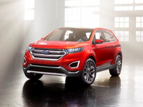 Ford zeigt edge concept los angeles 001