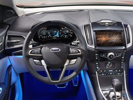 Ford zeigt edge concept los angeles 002