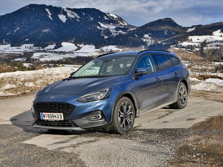 Ford Focus Active 2019 im Test