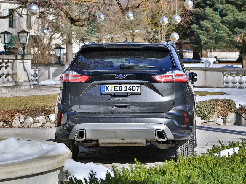 Ford Edge 2019 im Test