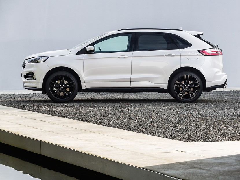 Europa premiere fuer ford edge 003